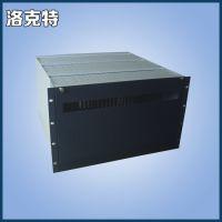 厂家提供 安全机箱加工 6U矩阵机箱机箱加工