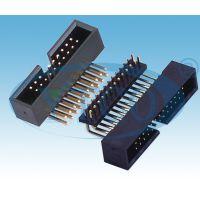 供应供应优质欧美品质1.27mm简易牛角插座,1.27mm简牛,1.27mmDC3