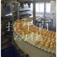 厂家供应 食品面包模块网输送机 模块网输送机 控牛自动化设备