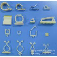 粘式扭线环,扭线环,粘贴带安装扭线环,尼龙紧固件产品