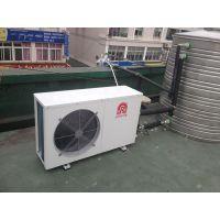厂家直销容声空气能热水器商用2P侧吹风水循环加热家用空气源专卖