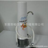 道尔顿款单级净水器陶瓷10寸座式前置过滤净水器批发龙头