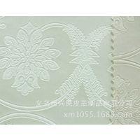 现货厂家直销 装饰革 PVC皮革背景墙装饰材料 包装皮革KTV软包