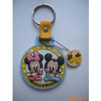 厂家生产唐朝可爱公仔挂绳, pvc美少女公仔钥匙扣,工艺品