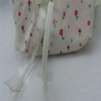 浙江现货供应5号尼龙拉链 透明PVC拉链 文件袋专用拉链