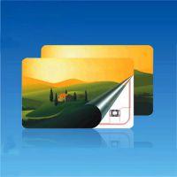 供应滴胶卡定制 NFC滴胶卡 双面滴胶智能卡 厂家制作