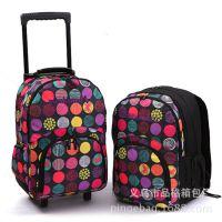 外贸美国  运动休闲中学生双肩包书包 拉杆旅游旅行大学生背包