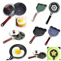 温馨早餐可爱迷你煎蛋锅煎蛋器煎锅/煎饼锅创意煎蛋锅 无盖