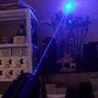 诺青NQ-403 2.5W蓝光激光手电 蓝光手电批发 2.5W激光电筒