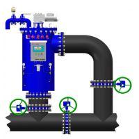 华东SY102立式低进侧出式全自动自清洗过滤器价格、求购全自动自清洗过滤器