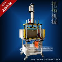 10T气液增压冲床 小型气动压力 机四柱脚踩冲压设备  气压机厂家