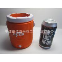 PU水桶杯套【米特品牌】厂家热销欧美新款高端仿真PU发泡杯套系列