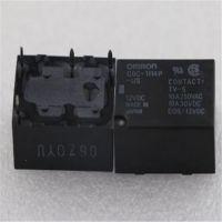 深圳原装欧姆龙OMRON继电器G6C-2117P-US  G6CK-1114P-US