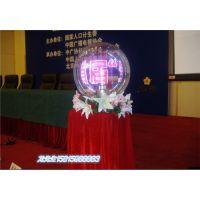 供应山西庆典活动开业策划LED显示屏触摸球水晶球热租