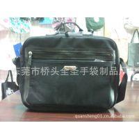 东莞生产厂家特价销售华硕笔记本单肩电脑包