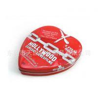 心形DVD铁盒、婚庆专用心形DVD金属盒