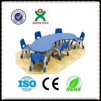 【厂家批发】幼儿园家庭专用 儿童塑料圆桌椅 可混批
