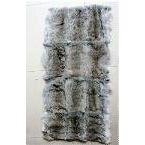 供应兔皮褥子 毛毯厂家直销价格合理