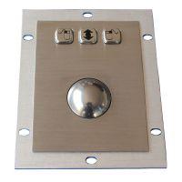 机械鼠标|工业鼠标|IP65的防护级别|防水防尘|后面板嵌入式安装