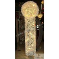 供应编织铝线灯厂家直销 意大利客厅餐厅家庭酒店装修落地灯ML6082-30