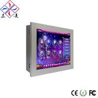 10.4寸超薄高清工业平板电脑/工业电脑/工业一体机