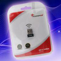源欣x-7501 USB无线网卡 轻松组建WIFI网络 厂家批发零售