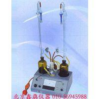 KF-1型卡尔费休水份测定仪仪器性能