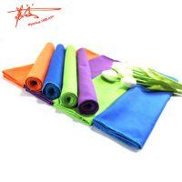 供应运动装备 韩国速干吸湿毛巾 双面绒运动毛巾 35*80cm 60g