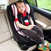 批发儿童安全座椅 0-4岁可调节儿童汽车安全座椅 可正反双向安装
