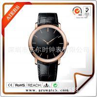 深圳手表公司定做天猫品牌表 时尚简洁商务表不锈钢男士手表