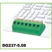 【高正DEGSON】弹簧式PCB接线端子DG237-5.08