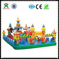 海口三亚市哪里有儿童充气城堡 充气蹦蹦床生产厂家