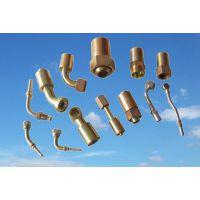 供应各种型号国标胶管接头 液压胶管接头