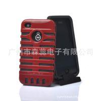 2012新款 苹果 IPHONE4 4S 复古 麦克风 手机壳