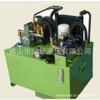非织造布机械液压泵站 特种织机液压站 纺织器材液压系统