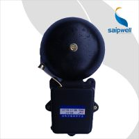 低价直销 铸铁外击式电铃SHF-4寸100mm 无火花烤棒式电铃