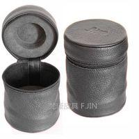 上海厂家定做高品质仿皮相机镜头套 单反防水摄影包 防水镜头筒