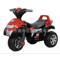 智乐堡219儿童三轮摩托车带音乐机智电动三轮车正品童车批发