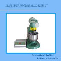 厂家提供NJ160型水泥净浆搅拌机 混凝土立式电动循环作业搅拌机