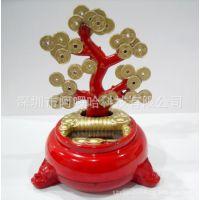 摇钱树,专业生产促销,光度强,金银摇钱树,招财树