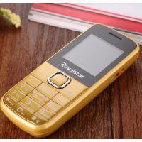 新款荣事达W108B 黄金迷你小手机 双卡双待 男生女生低价手机批发