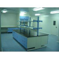 供应宁波天盾 钢木实验台 化学中央实验台 绍兴通风柜 可免费画图设计 款式多