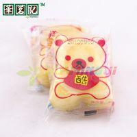 W进口休闲零食品批发 美时乐 熊仔蛋糕 独立小包装糕点整箱2.5kg