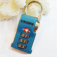 正品TSA密码锁海关锁箱包锁挂锁抽屉锁旅行箱包锁重量轻 TSA-616