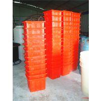 厂家直销食品周转箱/塑料方形工具存储箱