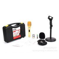 供应EYS厂家直销E-5800 专业电容麦克风话筒 网络K歌麦克风 带支架