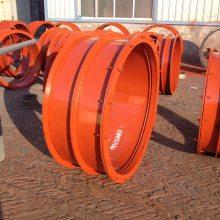 中卫DN500钢制柔性防水套管价格|高质量不锈钢防水套管制作流程|国标制作人防密闭防水套管质量