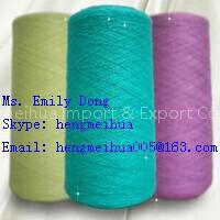 Wool Acrylic Blended Yarn Non Bulk Yarn for Knitting