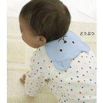 孕婴用品批发商 吸汗巾 动物纯棉四层纱布汗巾 隔汗巾M-2028
