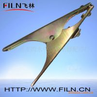 带线铜接地夹300A(厂家直销)飞林FILN